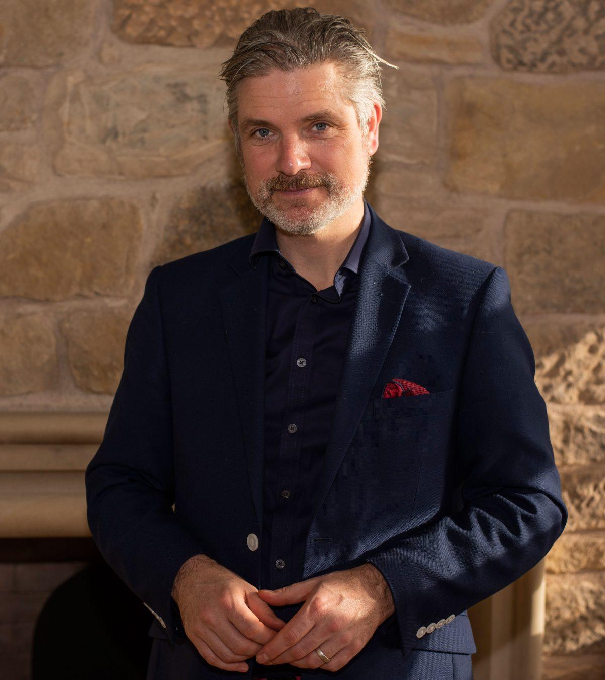 Dr Jonathan Foyle