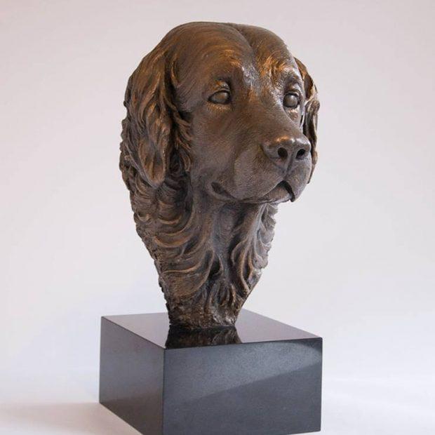 Jasper in Bronze