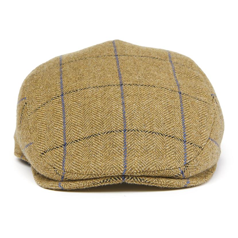QEST FLAT CAP_GREEN_2