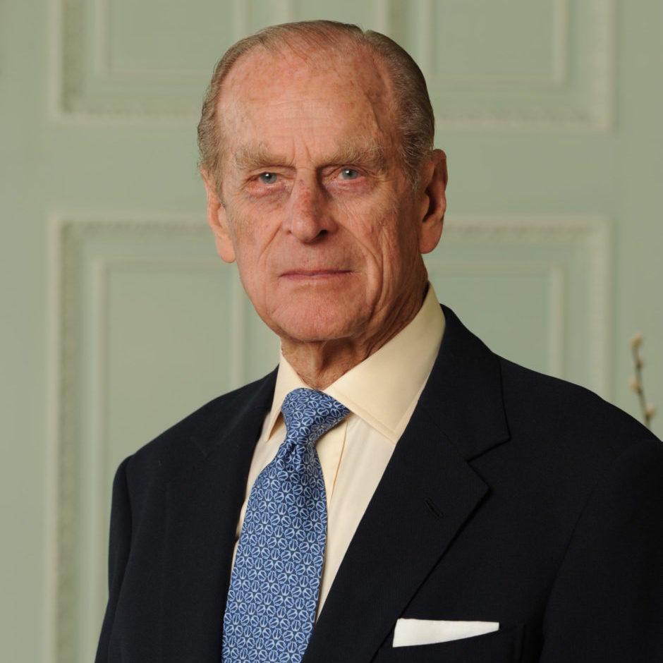 HRH The Duke of Edinburgh Informal