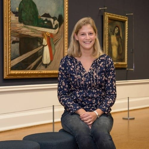 Laura Homer, Paintings Conservator, Oslo